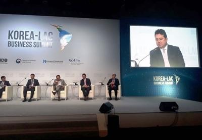 Paraguay marca presencia en conversaciones empresariales entre Corea y América Latina