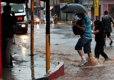 Advierten sobre precipitaciones generalizadas desde mañana