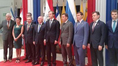 Rusia pretende instalar zona de ensamblaje comercial en Paraguay