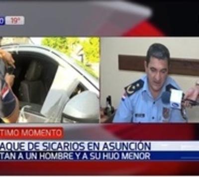Recaban más datos sobre caso de sicariato en Asunción