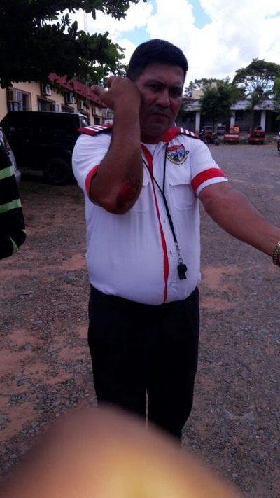 Taxista atropelló a agente de tránsito en un control rutero