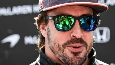 Alonso correrá las 24 horas de Daytona