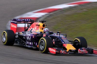 Ricciardo (Red Bull), el más rápido en segundas pruebas libres del GP