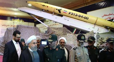 """Régimen de Irán """"continuará produciendo misiles"""", advierten"""