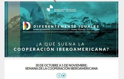 Inició semana de celebración de la cooperación entre países de Iberoamérica
