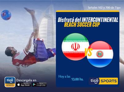 Paraguay debuta ante Irán