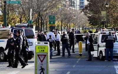 Confirman que atentado en Nueva York causó ocho muertos