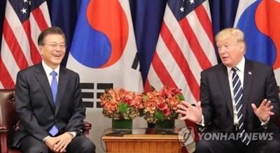 Diversas cuestiones espinosas pondrán a prueba la alianza durante la cumbre entre Moon y Trump