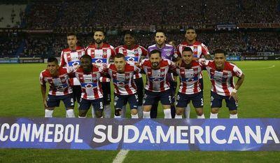 Junior logra inédito pase a semifinales de la Sudamericana
