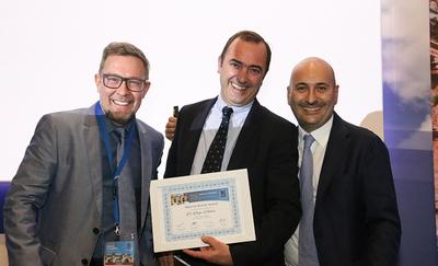 Entrega de premios del Congreso Anual de Endoscopía Ginecológica
