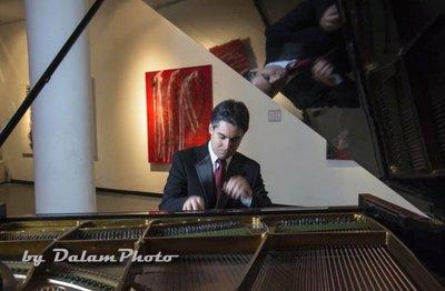 Pianista uruguayo presenta homenaje a Astor Piazzolla