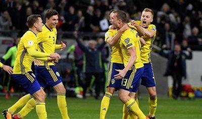 Suecia golpea en la ida y deja herida a la Azzurra