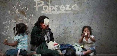La pobreza se está midiendo diferente a como la vive la gente