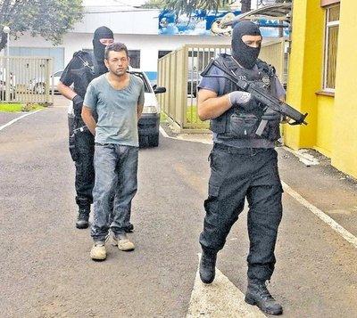 Jueza de Curitiba decreta prisión de sicario de Pablo