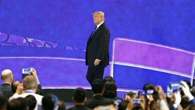 """Trump denunció las """"retorcidas fantasías"""" del dictador norcoreano Kim Jong-un"""