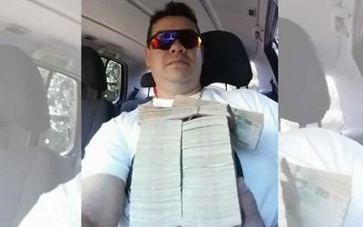 "Detuvieron al ""millonario del WhatsApp"" en Pedro Juan Caballero"