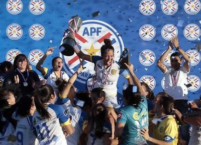 Deportivo Capiatá se consagró campeón del Clausura