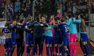 Croacia alcanza sin apuros el pase para Mundial 2018