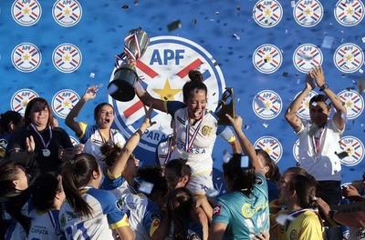 Deportivo Capiatá es campeón de Clausura