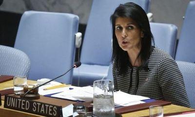 """EEUU dice que Venezuela es un """"narcoestado violento"""" que amenaza al mundo"""
