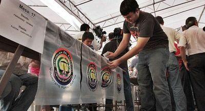 Unas 6000 personas podrán realizar Voto en Casa y Voto en Mesa Accesible