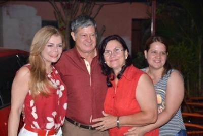 Hermano de Lilian González da su apoyo a lista 2A, de Elio Cabral y Zacarías Irún