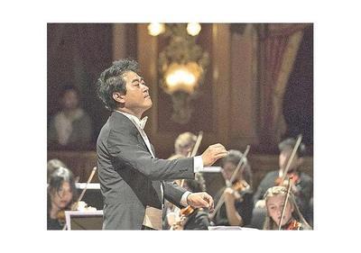 Maestro coreano dirige  hoy concierto gratuito de la OSN