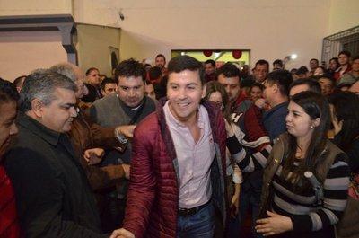 Peña asegura que su candidatura no prende, se incendia