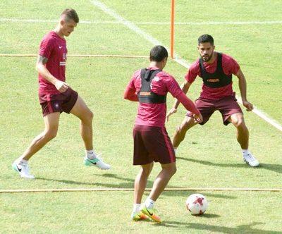 Cerro empieza su entrenamiento con la mirada puesta en Rubio Ñu
