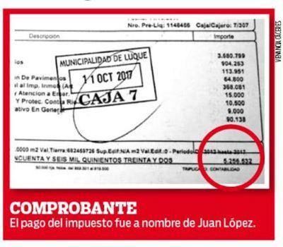 Luqueña denunció feroz estafa en la municipalidad
