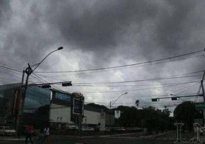 Jueves: posibles tormentas