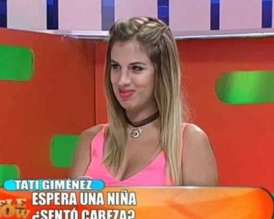 Tati Giménez se refirió al supuesto atropello al domicilio de su ex novio