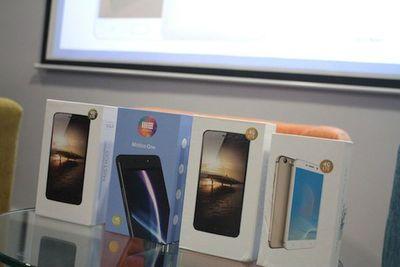 Un nuevo jugador de smartphones llega al mercado