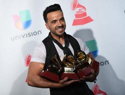 """Los Grammy Latino se rinden al fenómeno de """"Despacito"""""""