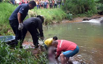 Joven muere ahogado en el arroyo Acaraymí