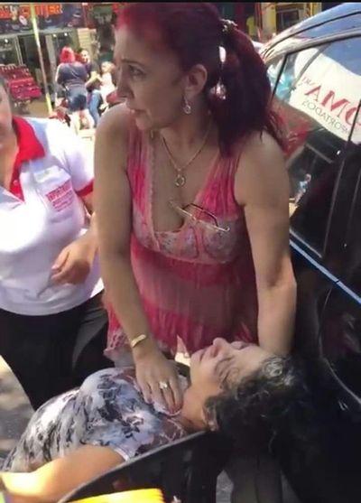 """Turista se desmayó tras discutir con """"zorros"""" en Salto del Guairá"""