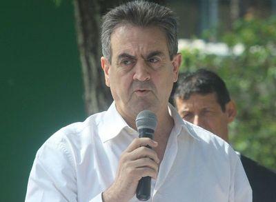 """""""Peña, de los mejores candidatos Colorados en los últimos tiempos"""", dice Esgaib"""