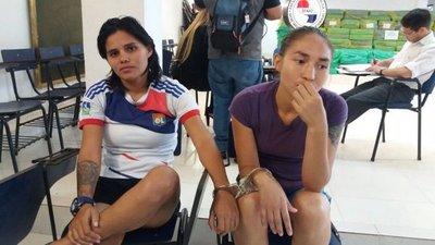 Totalizan cuatro kilos de cocaína en poder de bolivianas