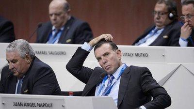 FIFA: discuten destrucción de evidencia