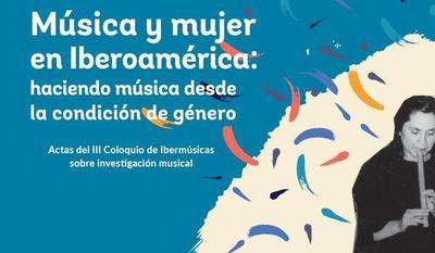 Becaria presenta investigación sobre participación de la mujer en la música