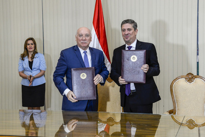 Cancillería y TSJE cooperarán para facilitar voto de residentes en el extranjero