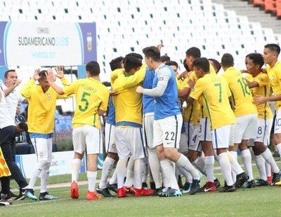 Argentina y Brasil disputarán la final del Sudamericano Sub 15