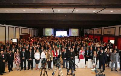 Arrancó la primera Convención de Jueces del Paraguay