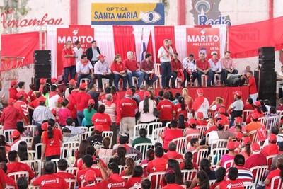 Marito no dijo qué hará por Concepción