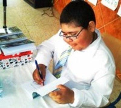 Falleció Rubén Darío, el niño paraguayo que publicaba libros en España