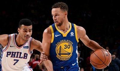 Curry rescata a Warriors; Celtics, 15 triunfos seguidos