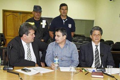 """Reconstrucción del crimen de Pablo se realizará hoy sin """"Neneco"""" Acosta"""