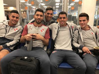 De nuevo en Asunción