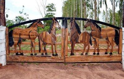 Originales tallados de madera para regalar