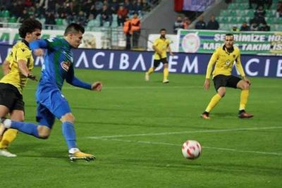 Samudio es máximo goleador en Turquía